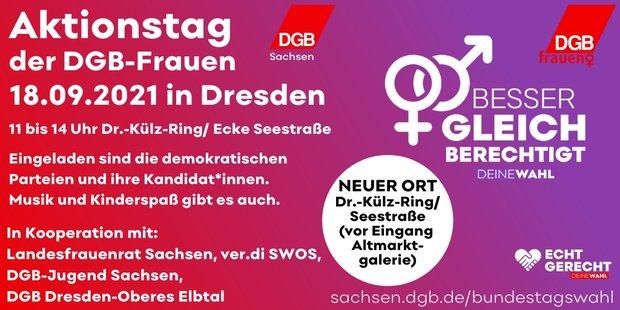 Aktionstag Frauen