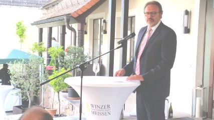 Staatssekretär Stefan Brangs