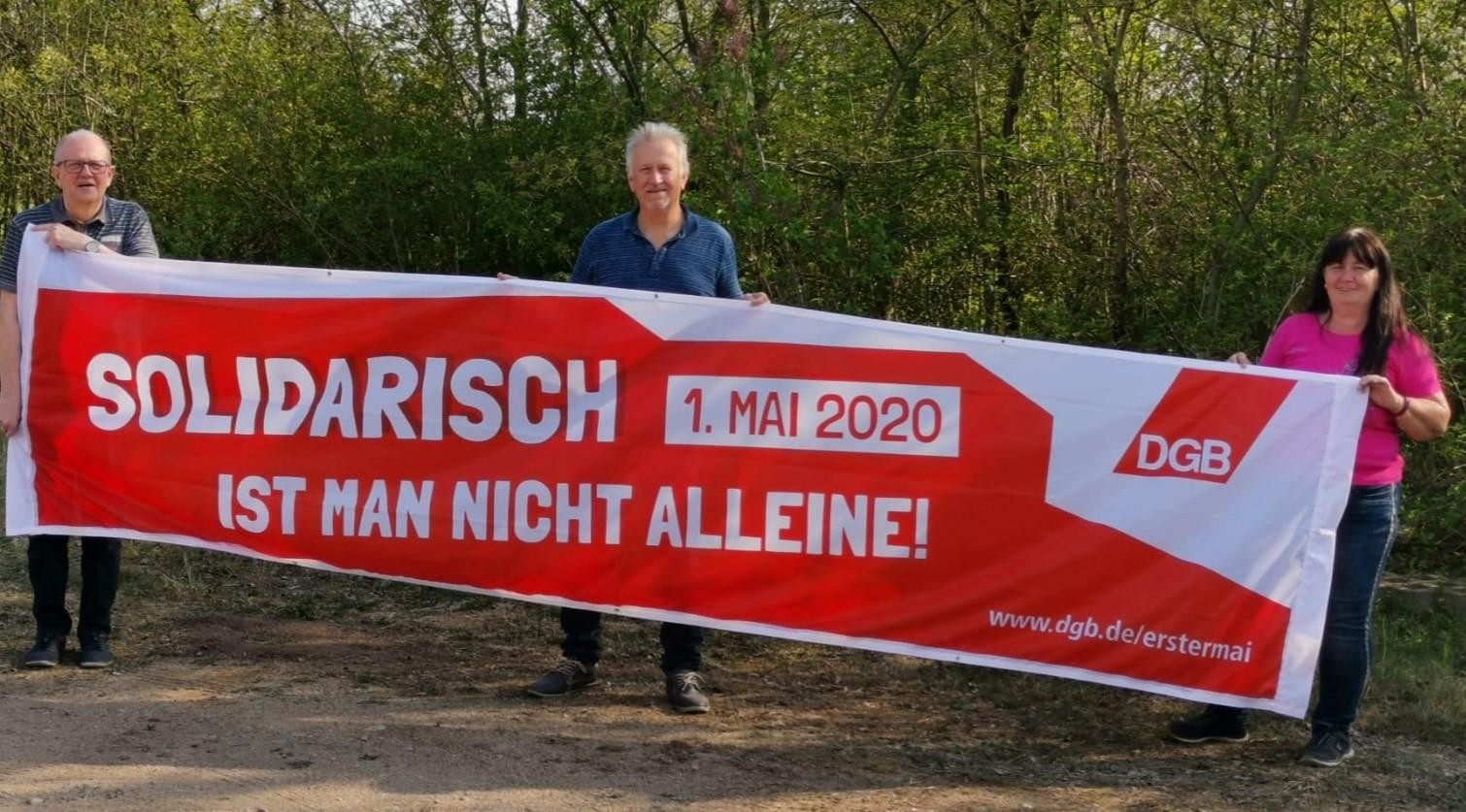 MIchael Brunner Dietmar Damaschke und Beate Eichner