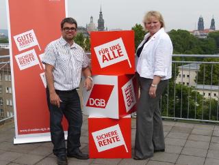 Kampagne Kerstin Ralf