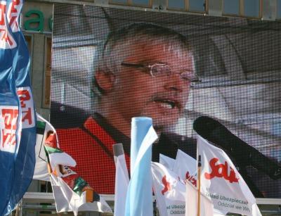 Markus am 17.9.2011 in Polen