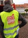 Rentenkampagne am 19.09. in Pirna