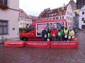 Rentenaktion in Pirna am 19.09.